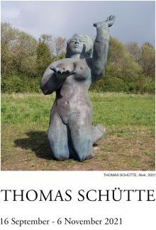 Opening Receptions, September 16, 2021, 09/16/2021, Thomas Schutte: Sculpture and Print Works