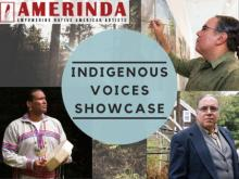 Films, September 05, 2021, 09/05/2021, Indigneous Voices: Documetary on Native American Artists (livestream)