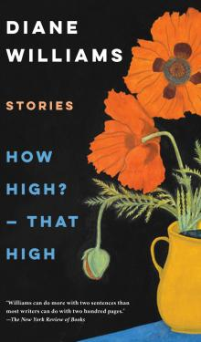 Author Readings, October 13, 2021, 10/13/2021, How High? — That High: New Short Stories (livestream)