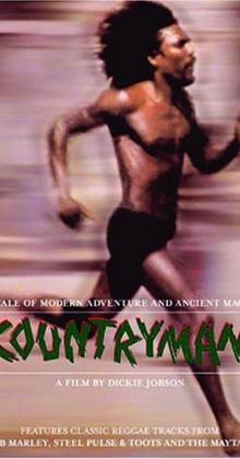 Movie in a Parks, September 04, 2021, 09/04/2021, Countryman (1982): On the Run in Jamaica