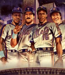 Movie in a Parks, September 03, 2021, 09/03/2021, Once Upon a Time in Queens (2021): Documentary on the 1986 Mets, One of Baseball's Most Dominant Teams