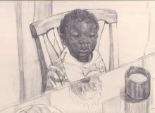 Opening Receptions, September 02, 2021, 09/02/2021, Dear Beautiful Black Baby: Narratives Drawn from Photographs