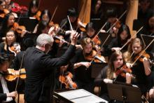 Concerts, September 29, 2021, 09/29/2021, String Orchestra Plays Copland and Others (livestream)