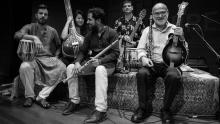 Concerts, October 21, 2021, 10/21/2021, Indian Classical, Jewish, and American Roots Music