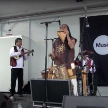 Concerts, September 05, 2021, 09/05/2021, Band Fuses Andean Traditional Songs with American Pop