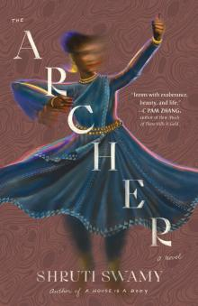 Author Readings, September 08, 2021, 09/08/2021, The Archer: A Novel of Discovering Dance (online)