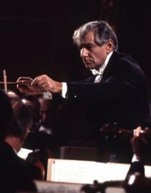 Concerts, September 14, 2021, 09/14/2021, Leonard Bernstein and The Vienna Philharmonic: Mahler's Symphony No. 4 (online, streaming until Sep 17)