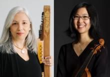Concerts, September 23, 2021, 09/23/2021, Medieval Music on Period Instruments (in-person and online)