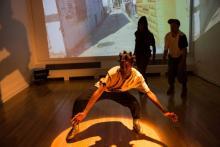Dance Performances, October 30, 2021, 10/30/2021, Dance Works in Development (online)