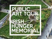 Tours, September 12, 2021, 09/12/2021, Tour of the Irish Hunger Memorial