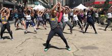 Workshops, October 11, 2021, 10/11/2021, Outdoor Workouts in Midtown