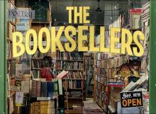 Films, September 25, 2021, 09/25/2021, The Booksellers (2020): The World of Old Books (online)