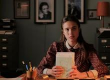 Films, September 26, 2021, 09/26/2021, My Salinger Year (2020): Working for a Famous Writer