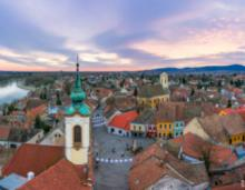 Tours, September 15, 2021, 09/15/2021, Hungary's Szentendre: Colorful Waterfront Town (online, livestream)