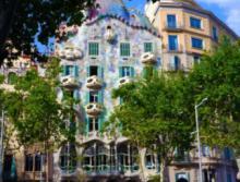 Tours, September 19, 2021, 09/19/2021, Barcelona: Gaudi's Whimsical Houses (online, livestream)