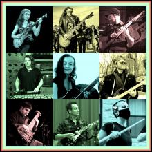 Concerts, September 19, 2021, 09/19/2021, Tilted Axes: Music for Mobile Electric Guitars