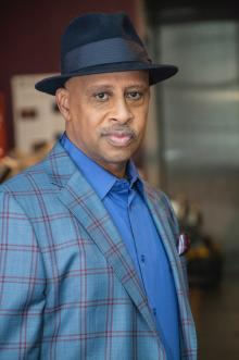 Discussions, October 25, 2021, 10/25/2021, Tony-Winning Director of Broadway's Jitney in Conversation (online)
