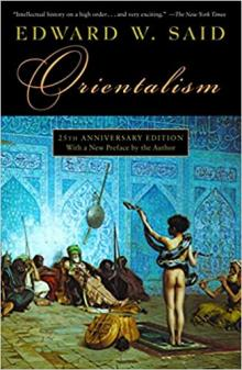 Book Clubs, October 25, 2021, 10/25/2021, Edward Said's Groundbreaking Orientalism: Nonfiction Book Group (online)