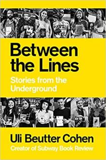 Author Readings, October 25, 2021, 10/25/2021, Between the Lines: Stories from the Underground (online)