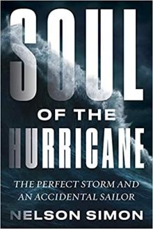 Author Readings, October 28, 2021, 10/28/2021, Soul of the Hurricane: The Perfect Storm and an Accidental Sailor (online)