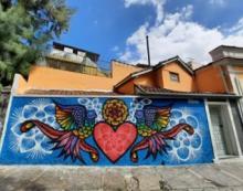 Tours, October 07, 2021, 10/07/2021, Rio de Janeiro's Street Art in Most Charming Neighborhood (online, livestream)