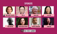 Conferences, October 20, 2021, 10/20/2021, The Cities Summit: An Exploration of the Future of American Cities in a Post-Pandemic World (online)