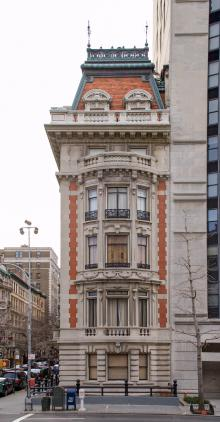 City Walks, October 17, 2021, 10/17/2021, A Tour of East 82nd Street Mansions