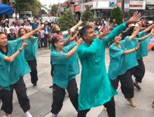 Dance Lessons, October 07, 2021, 10/07/2021, Learn Bhangra, a Contemporary Indian Dance