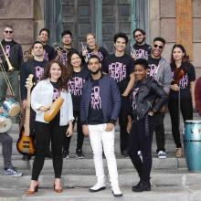 Concerts, October 24, 2021, 10/24/2021, Latin Fusion Group: Cuban, Puerto Rican, Brazilian Music