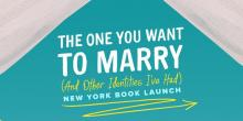 Book Discussions, October 01, 2021, 10/01/2021, The One You Want to Marry (And Other Identities I've Had): A Memoir of Coming Out and Afterparty
