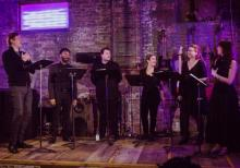 Concerts, October 07, 2021, 10/07/2021, Renaissance Works of Love and Grief by a Vocal Ensemble (in-person and online)