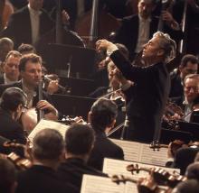 Concerts, October 01, 2021, 10/01/2021, Beethoven's Ninth Symphony: Herbert von Karajan, The Berlin Philharmonic (online, streaming until Oct 8)