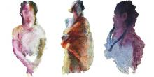 Opening Receptions, October 05, 2021, 10/05/2021, Someone, Someplace, Else: Revealing Relationships in Painting