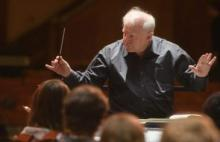 Concerts, October 01, 2021, 10/01/2021, Leonard Slatkin and Symphony Orchestra (livestream)