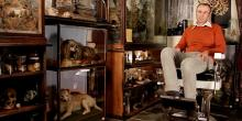 Screenings, October 06, 2021, 10/06/2021, Walter Potter: The Man Who Married Kittens (2015): Taxidermist's Story (online)