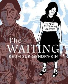 Book Discussions, October 21, 2021, 10/21/2021, The Waiting: A Deeply Resonant Graphic Novel (online)