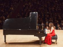 Concerts, October 15, 2021, 10/15/2021, Piano Works by Piazzolla, Ginastera, Chopin and More (online)