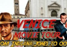 Tours, October 08, 2021, 10/08/2021, Venice: Iconic Landmarks from Movies by Steven Spielberg, Woody Allen and More (online, livestream)