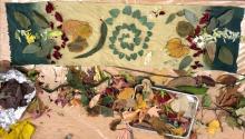 Workshops, October 16, 2021, 10/16/2021, Natural Dye & Eco-Printing Workshop