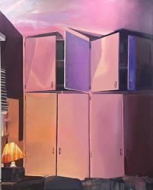 Opening Receptions, October 23, 2021, 10/23/2021, Clover & 4th: Large-Scale Paintings
