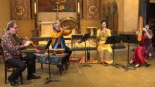 Concerts, October 14, 2021, 10/14/2021, Silk Road Journey: East Asian Music on Ancient Instruments (in-person and online)