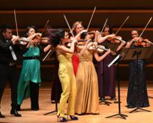 Concerts, November 01, 2021, 11/01/2021, String Orchestra and Piano: J.S. Bach amd More