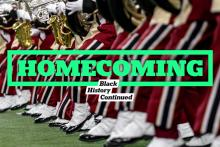 Discussions, October 20, 2021, 10/20/2021, Black History, Continued: Homecoming