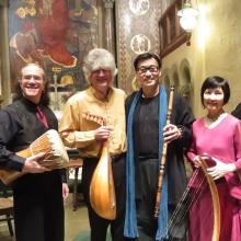 Concerts, October 26, 2021, 10/26/2021, The Wind in the Pines for Voice and Period Instruments (online)