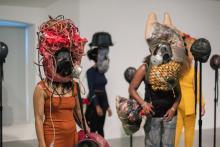 Dance Performances, October 15, 2021, 10/15/2021, A Living Sculpture/Performance (online)