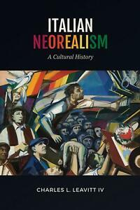 Author Readings, October 25, 2021, 10/25/2021, Italian Neorealism: A Cultural History (online)