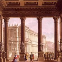 Discussions, November 01, 2021, 11/01/2021, Baroque Composer Antonio Caldara: Creator of the First 'Clemenza' (online)