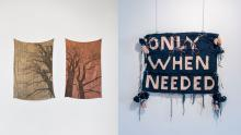 Discussions, October 14, 2021, 10/14/2021, Throughlines: Weaving as Language (online)