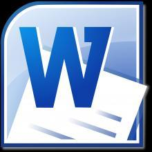 Workshops, March 15, 2017, 03/15/2017, Advanced MS Word 2010 Workshop