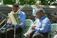 Concerts, October 01, 2017, 10/01/2017, The Manhattan School of Music Brass Quintet